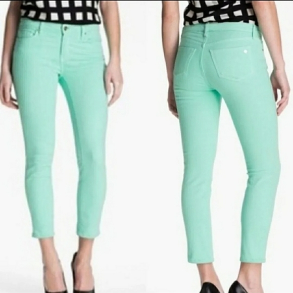 Kate Spade Broome Street Ankle Jeans